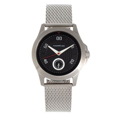 Morphic Gents M80 Series Watch with Milanese Bracelet