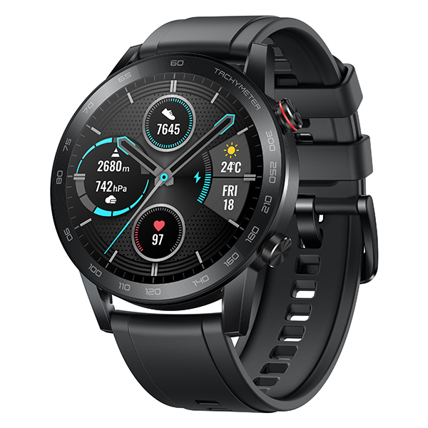 HONOR MagicWatch 2 46mm Sport Edition in Charcoal Black No Colour