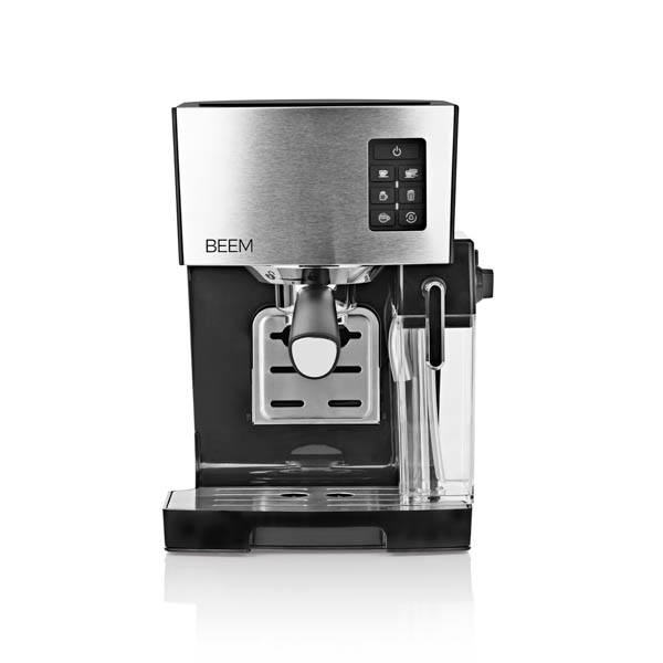 BEEM Classico Espresso Machine 19 Bar with Milk Frother No Colour
