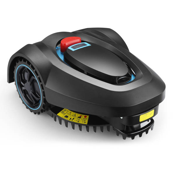 Swift RM18 600Sqm Robotic Lawnmower with Free Garage & Installation Kit No Colour