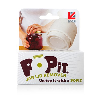 POPiT Jar Lid Remover Twinpack