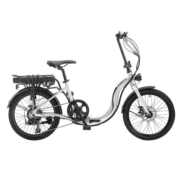 Insync Circuit Folding 36V 250W 7-Speed Electric Bike No Colour