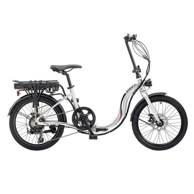Insync Circuit Folding 36V 250W 7-Speed Electric Bike
