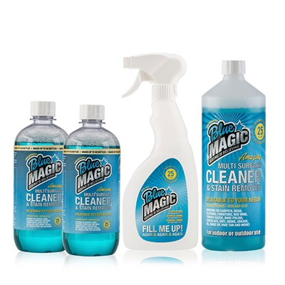 Blue Magic Cleaning Concentrate with Spray Bottle