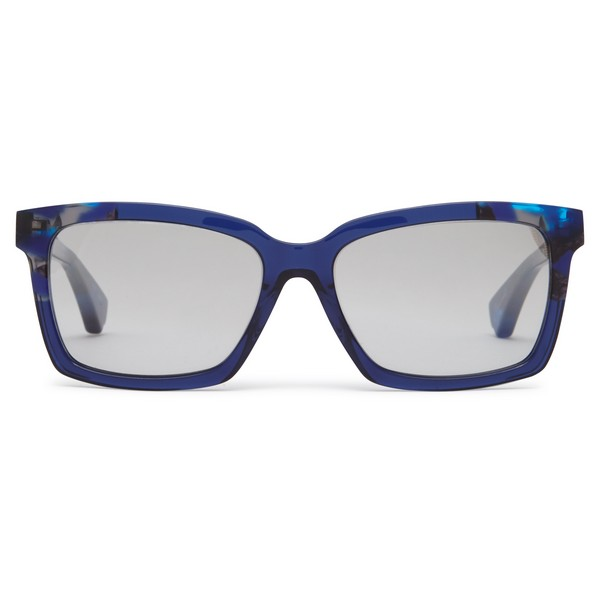 Alyson Magee  AM 5001 Unisex Sunglass Blue Block