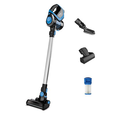 Polti Forzaspira 21.9V Slim Cordless Vacuum with Accessory Kit