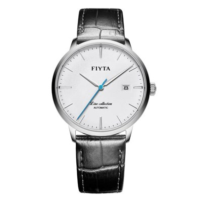Fiyta Gents Line Automatic Date Watch wi