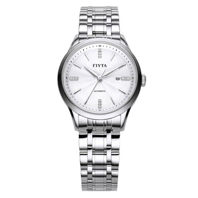 Fiyta Ladies Tempting Automatic Silver D