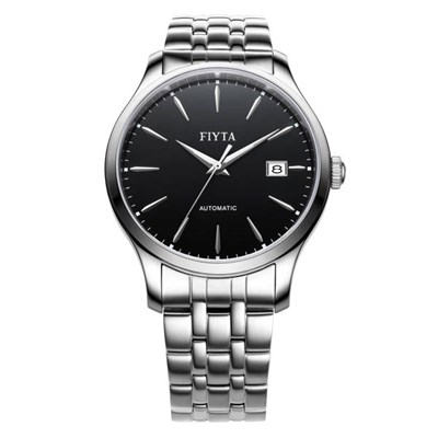 Fiyta Gents Classic Automatic Watch on Stainless Steel Bracelet