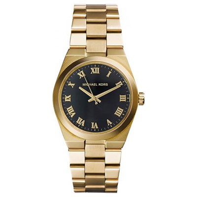 Michael Kors Ladies MK6061 Channing Watch with Stainless Steel Bracelet