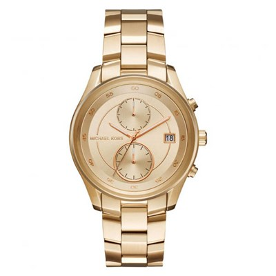 Michael Kors Ladies MK6464 Briar Multifunction Watch with Stainless Steel Bracelet