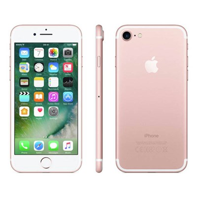 Apple iPhone 7 32GB Rose Gold - Grade A Refurbished