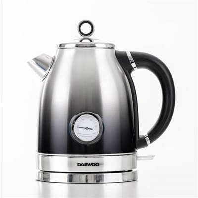Calisto Retro Kettle 1.7L - Black Fade