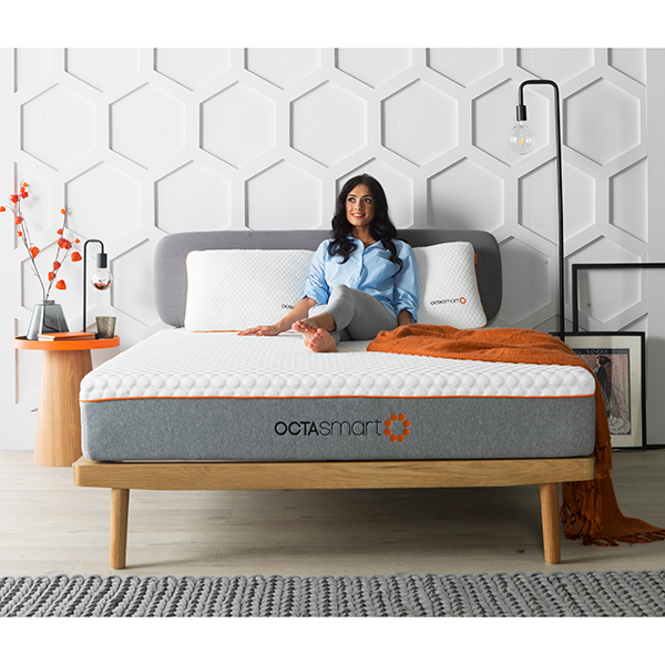Dormeo Octasmart Plus Mattress (Double) No Colour