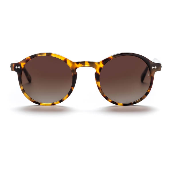 Sunday Somewhere Alila Unisex Sunglasses Marble Demi/Brown