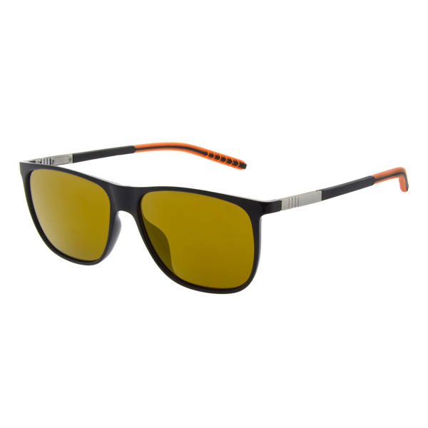 Spine SP 3405 Unisex Sunglasses Black