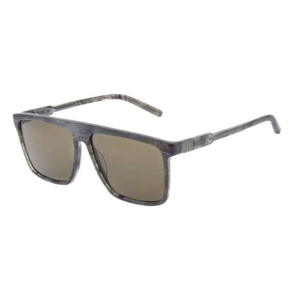 Spine SP 3016 Unisex Sunglass Black Jade