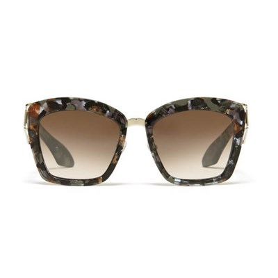 Philippe Chevallier Mask 05 PC 5009 Womens Sunglasses