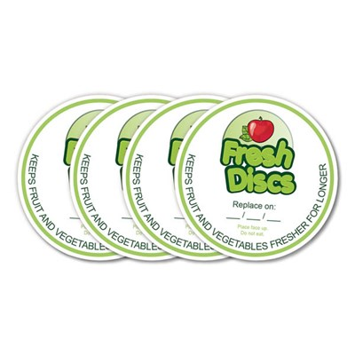 Fresh Discs 4 Pack By Must Have Solutions
