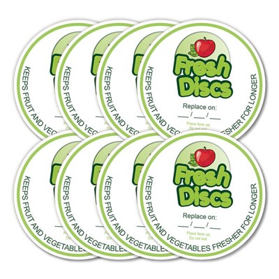 Fresh Discs 8 Pack 2 Year Supply By Must Have Solutions