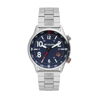 Columbia Gent's Outbacker Watch with Stainless Steel Bracelet