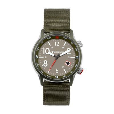 Columbia Gent's Outbacker Watch with Nylon Strap