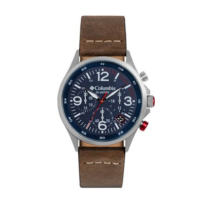 Columbia Gent's Canyon Ridge Watch with Genuine Leather Strap