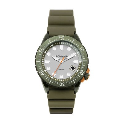Columbia Gent's Pacific Outlander Watch with Silicone Strap