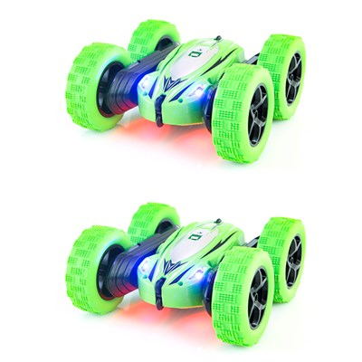 Atomic Racer Remote Control Car Twin Pack