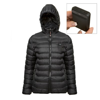 ThermoFusion Heated Jacket with 5000mAh Battery Pack