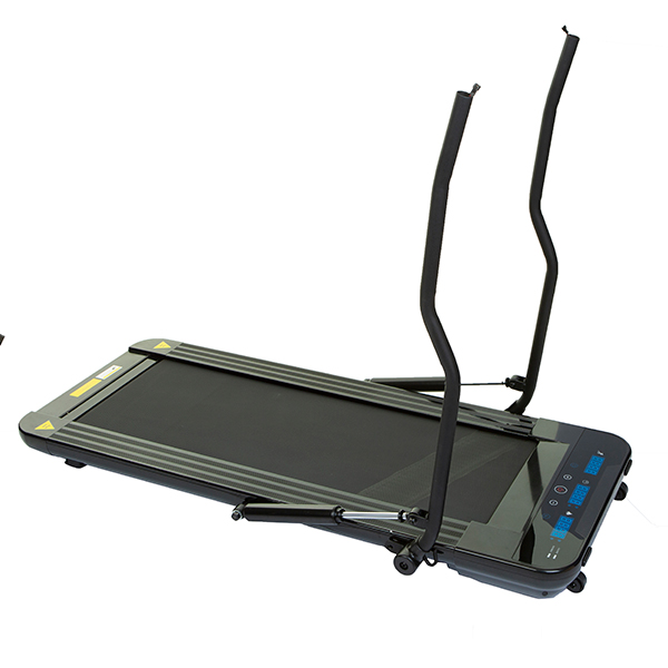 Wonderstride Foldable Walking Treadmill with Poles No Colour