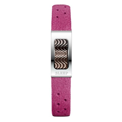 Philip Stein Slim Sleep Bracelet Stainless Steel Case - Comes in Purple, Blue, Black or Brown
