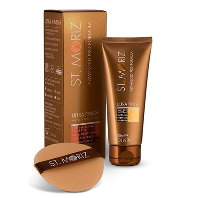 St Moriz Advanced Pro Formula Ultra Finish Body Make-Up 100ml