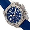 Shield Gents Tesei Chronograph Divers Watch with Genuine Leather Strap & Complimentary Gift
