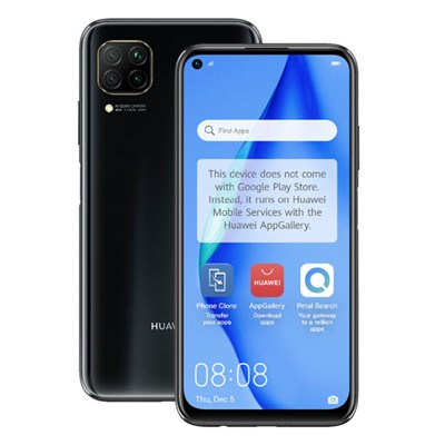 HUAWEI P40 Lite-6.4 inches with LCD Display, 48 MP Quad AI Cameras, 6GB RAM and 128GB Storage