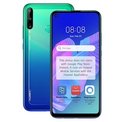 HUAWEI P40 lite E - 6.39inch Display, 48MP Main Camera, 4GB RAM and 64GB Storage