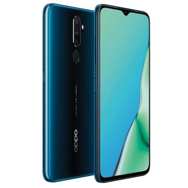 Oppo A9 (2020) - 6.5inch Display, 4GB RAM, 128GB Storage, 48MP Ultra Wide Quad Camera Green