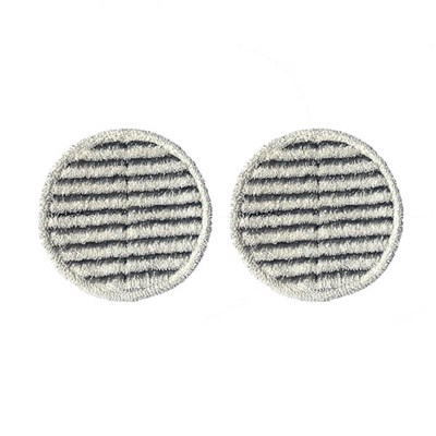 Aircraft Powerglide Set of 2 Scrubbing Pads