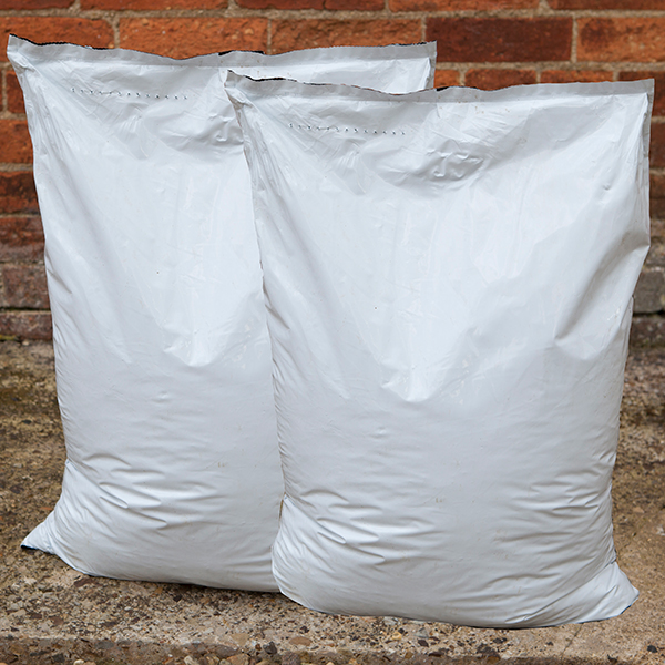 Twin Pack Compost 40L with Bonus Fertiliser No Colour