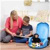 CarGoSeat Booster Seat and Pull along Luggage Case 4 colours