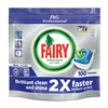 Fairy Dishwasher Tablets x 200 with 100ml Hand Gel Sanitiser - Original