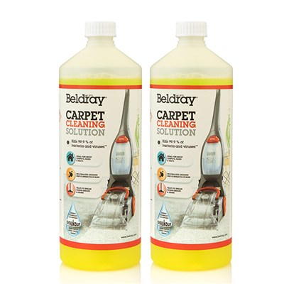 Beldray Carpet Clean and Refresh - 2 x 1-Litre