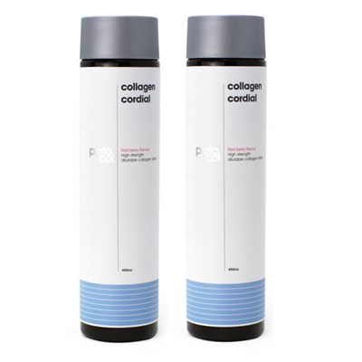 Proto-col Twinpack Collagen High Strength Dillutable Collagen Drink 450ml