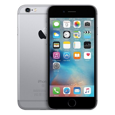 Remade Apple iPhone 6s (64GB) Pre-Owned Smartphone