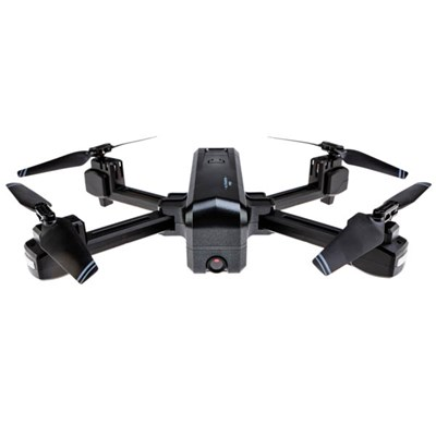 Ultimate PRO - High Performance, Folding, HD Camera Drone with Spare Blade Protectors