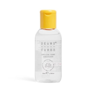 SEAMS Artisan Hand Sanitiser 50ml