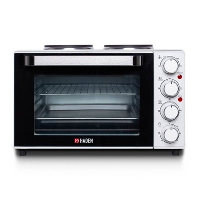 Haden 25L Multifunctional Mini Oven with Hotplates