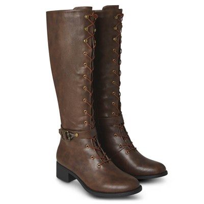 Joe Browns Twice As Nice Lace Up Boots