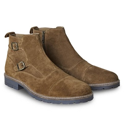 Joe Browns Double Monk Strap Boots