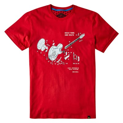 Joe Browns Guitar Manual Tee